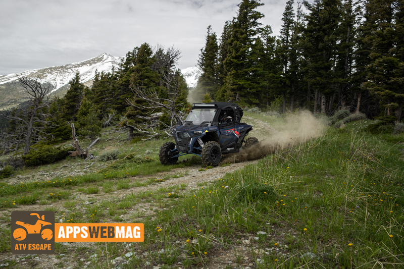 2021 Polaris RZR XP 1000
