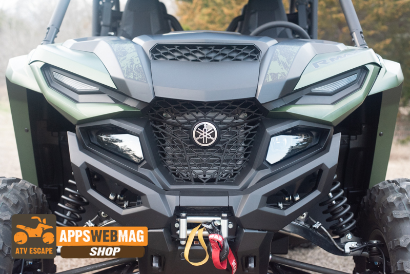 Yamaha Wolverine RMAX4 1000 First Impressions
